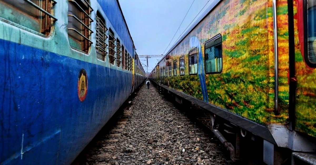 how to get confirmed train ticket